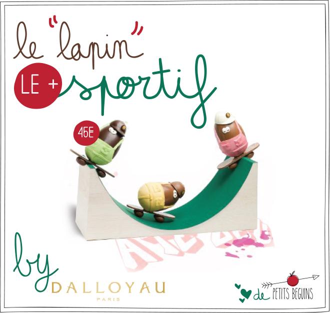 Pâques 2016 - Dalloyau - Petits Béguins