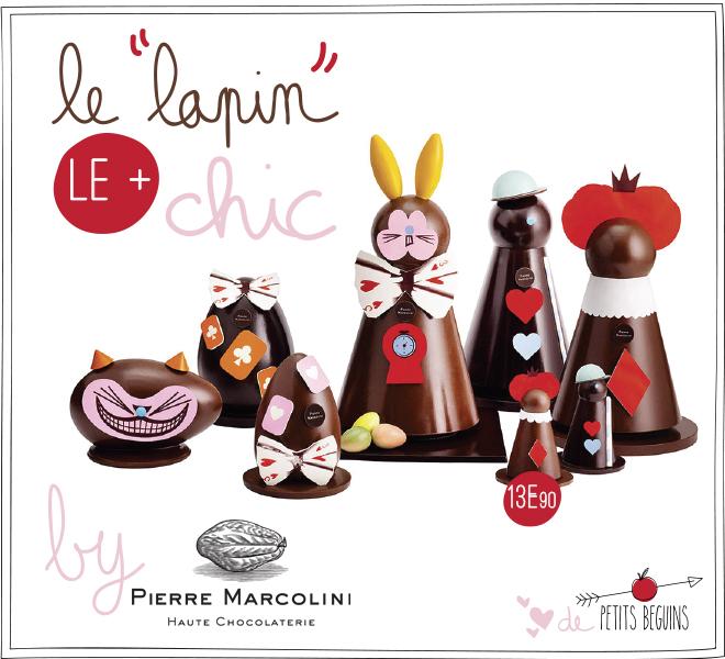 Pâques 2016 - Pierre Marcolini - Petits Béguins