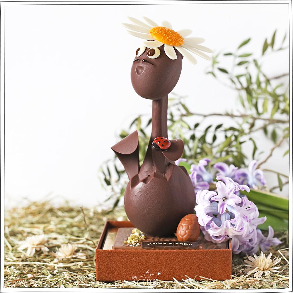Pâques 2016 - La Maison du Chocolat - Petits Béguins