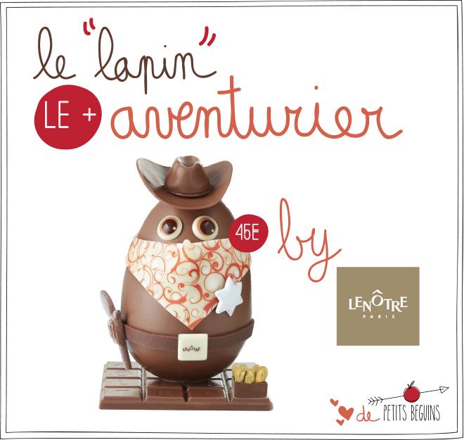 Pâques 2016 - Lenôtre - Petits Béguins