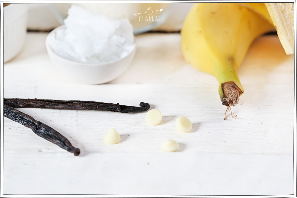 Banana Bread au chocolat - Vegan - Gourmandise - Petits Béguins
