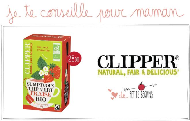 Idées cadeaux fêtes des mères 2016 - Clipper - Petits Béguins