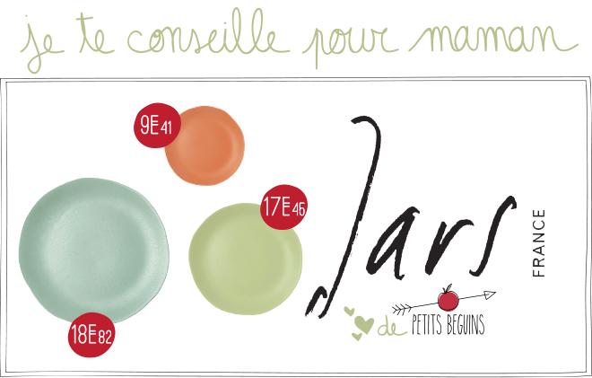 Idées cadeaux fêtes des mères 2016 - Jars - Petits Béguins