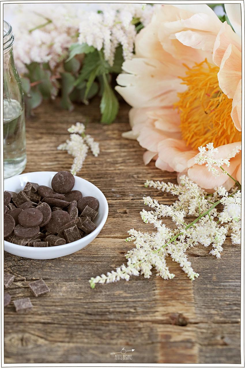 Pain au chocolat - Gourmandise - Petits Béguins - Recette Vegan
