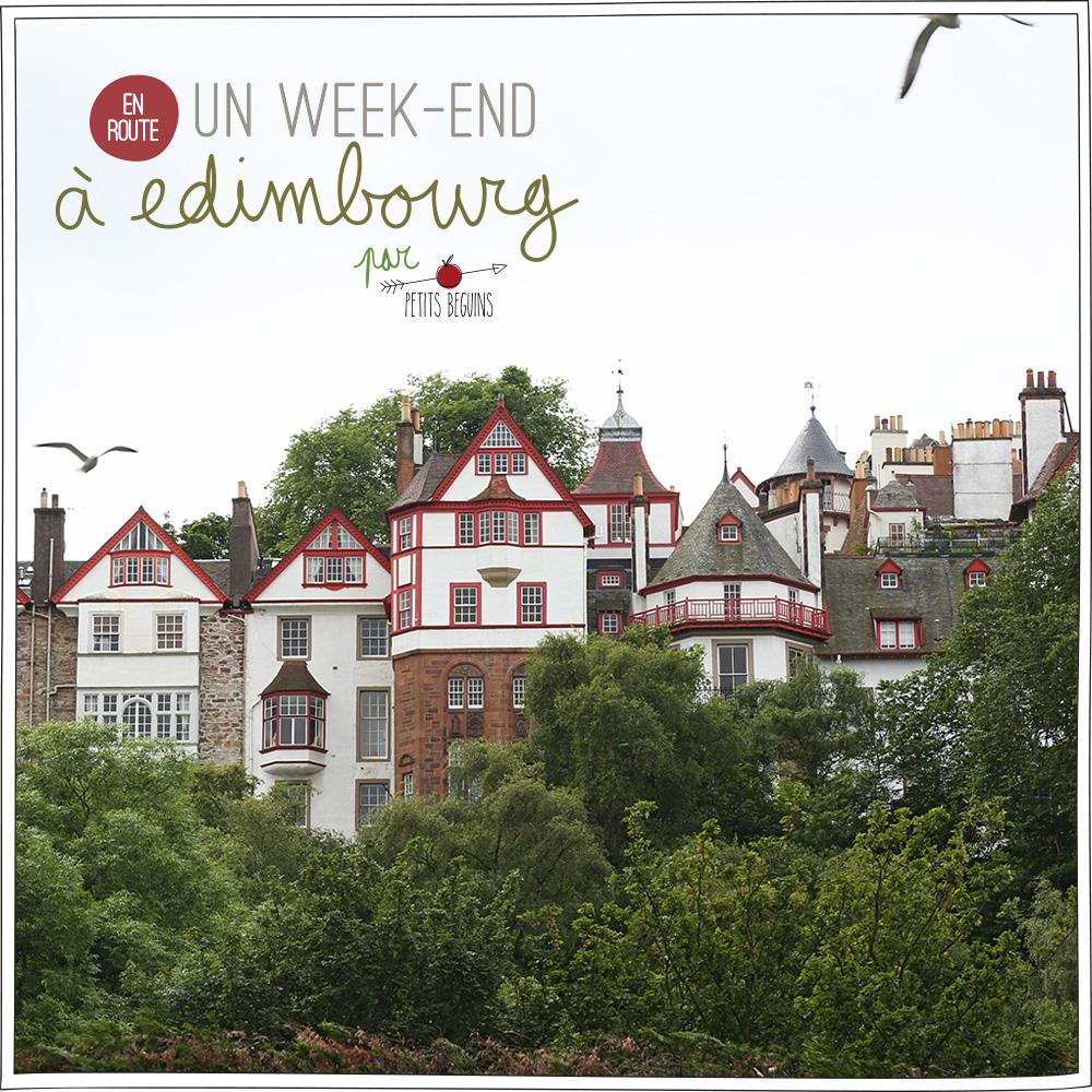 Week-end à Edimbourg - Accor Hotels - Carnet de voyage - Petits Béguins