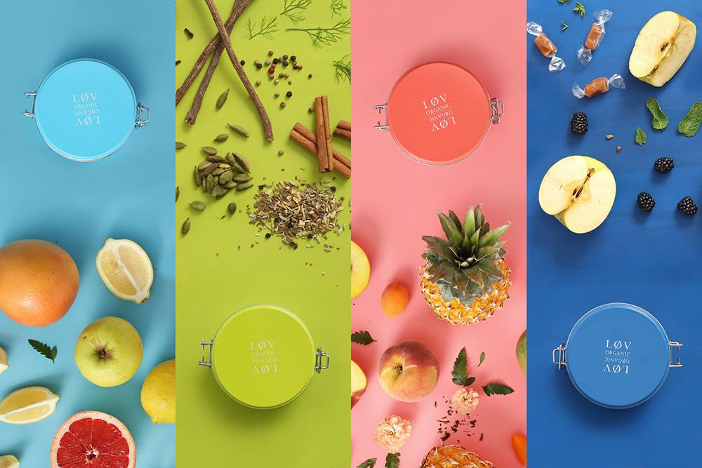 Rentrée heureuse - Recette au thé Lov Organic - Petits Béguins
