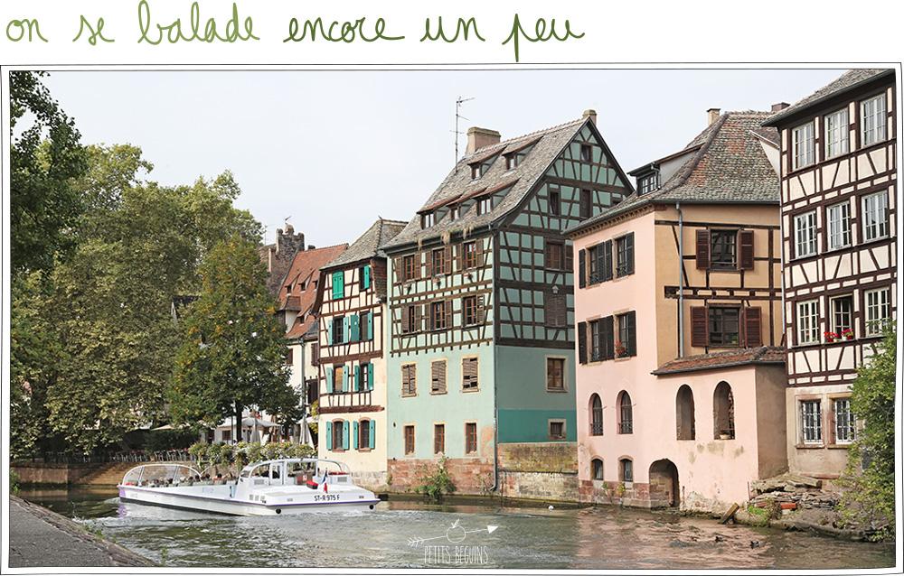 Week-end à Strasbourg - Bonnes Adresses - Carnet de voyage - Petits Béguins