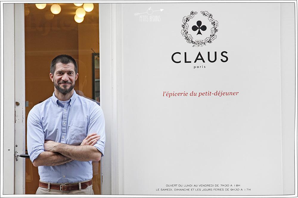 Meilleur granola de Paris - Claus - Bonnes Adresses - Petits Béguins - Coup de coeur