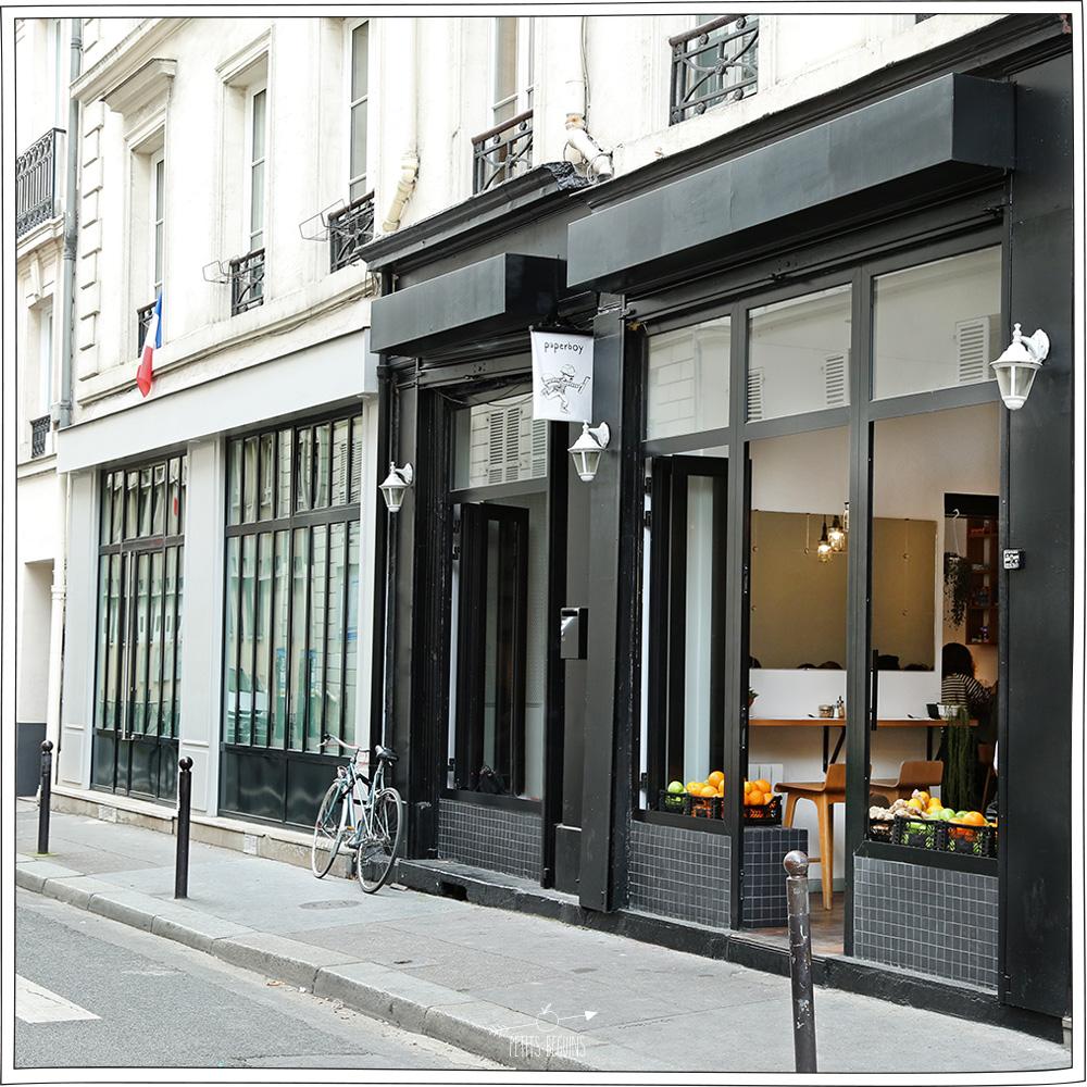 Meilleur granola de Paris - PaperBoy - Bonnes Adresses - Petits Béguins - Coup de coeur