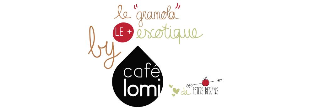 Meilleur granola de Paris - Café Lomi - Bonnes Adresses - Petits Béguins - Coup de coeur