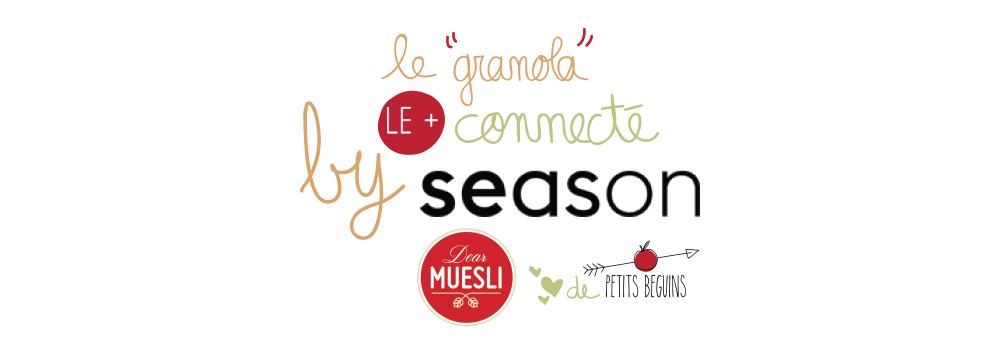Meilleur granola de Paris - Dear Muesli - Bonnes Adresses - Petits Béguins - Coup de coeur