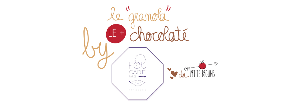 Meilleur granola de Paris - Foucade - Bonnes Adresses - Petits Béguins - Coup de coeur