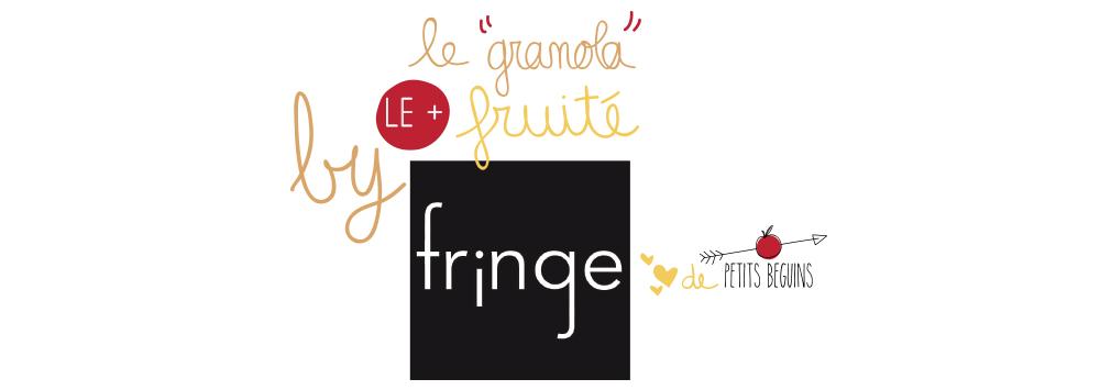 Meilleur granola de Paris - Fringe - Bonnes Adresses - Petits Béguins - Coup de coeur