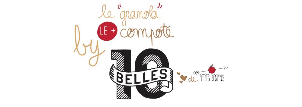 Meilleur granola de Paris - TenBelles - Bonnes Adresses - Petits Béguins - Coup de coeur