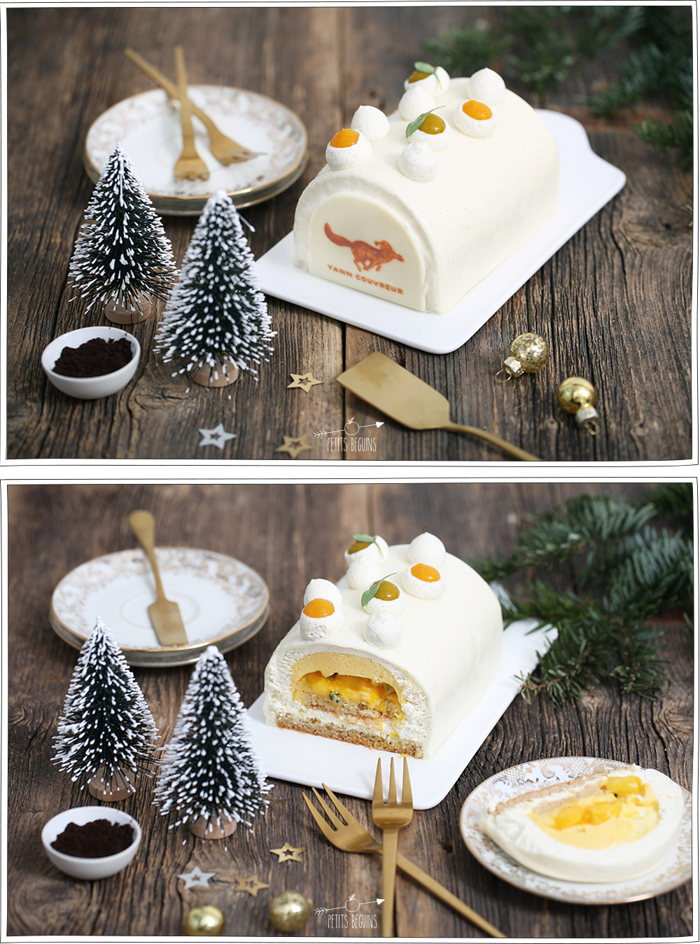 Top 5 - Les meilleurs desserts de Noël 2016 - Petits Béguins
