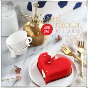 Idées cadeaux Saint-Valentin - Coup de coeur - Cyril Lignac - Petits Béguins