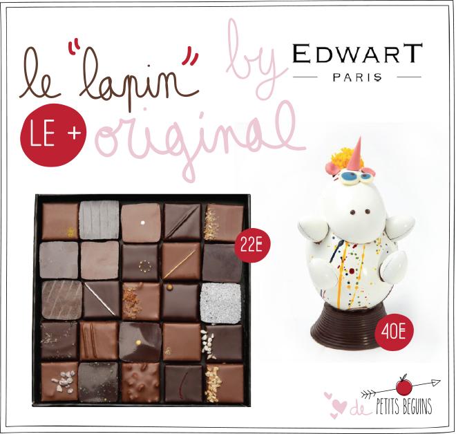 Pâques 2017 - Edwart - Coup de coeur - Petits Béguins
