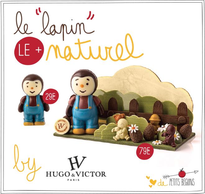 Pâques 2017 - Hugo&Victor - Coup de coeur - Petits Béguins