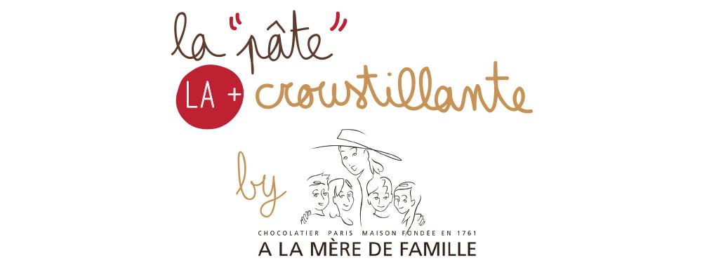 Pâte à tartiner - à la mère de Famille - Coup de coeur - Petits Béguins