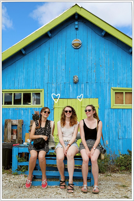 Oléron entre copines - Carnet de Voyage - Petits Béguins