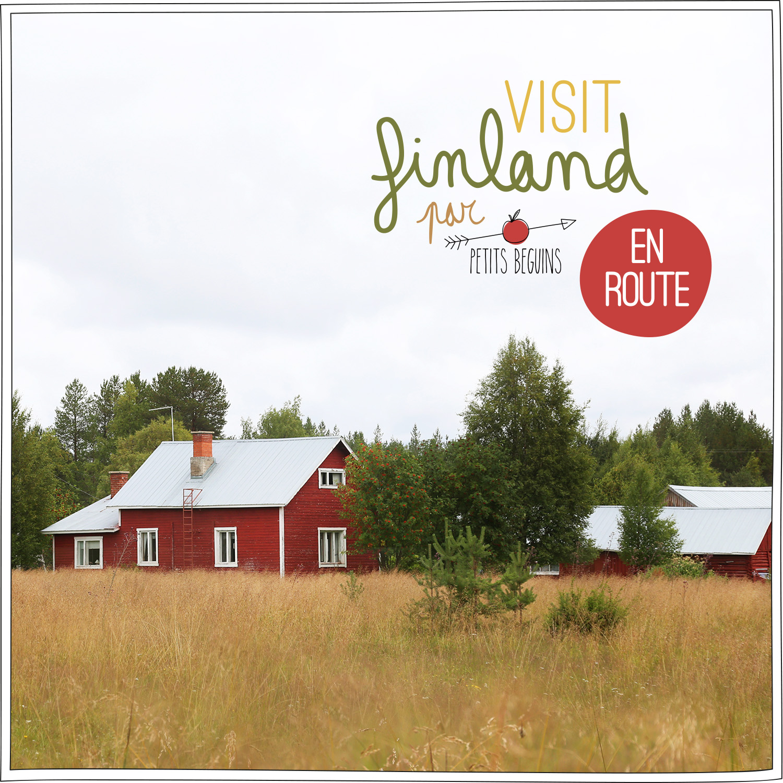 Visit Finland - Hossa - Carnet de voyage - Petits Béguins