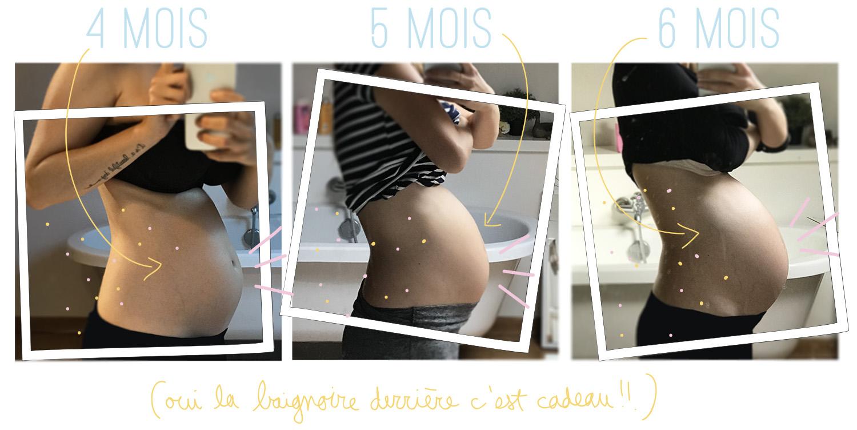 6 mois de toi - Conseils Grossesse - Petits Béguins