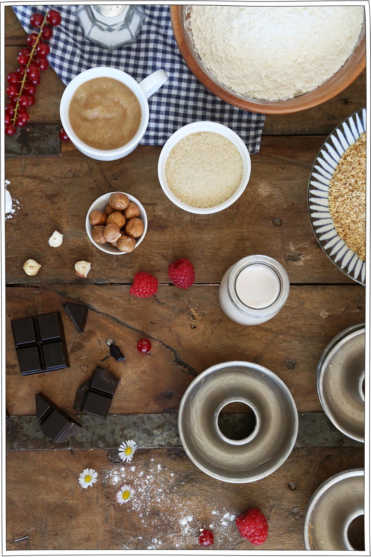 Gâteau au chocolat - Recette sans lactose - Petits Béguins