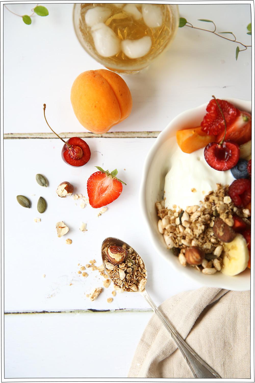 Granola Maison - recette - Petits Béguins