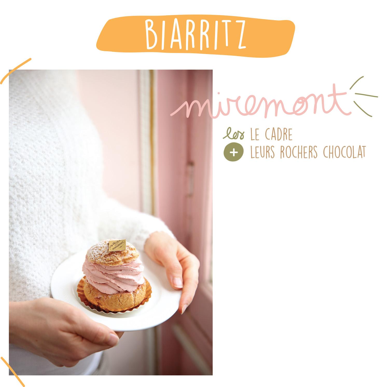 Bonne Adresse Biarritz - Miremont - Petits Béguins