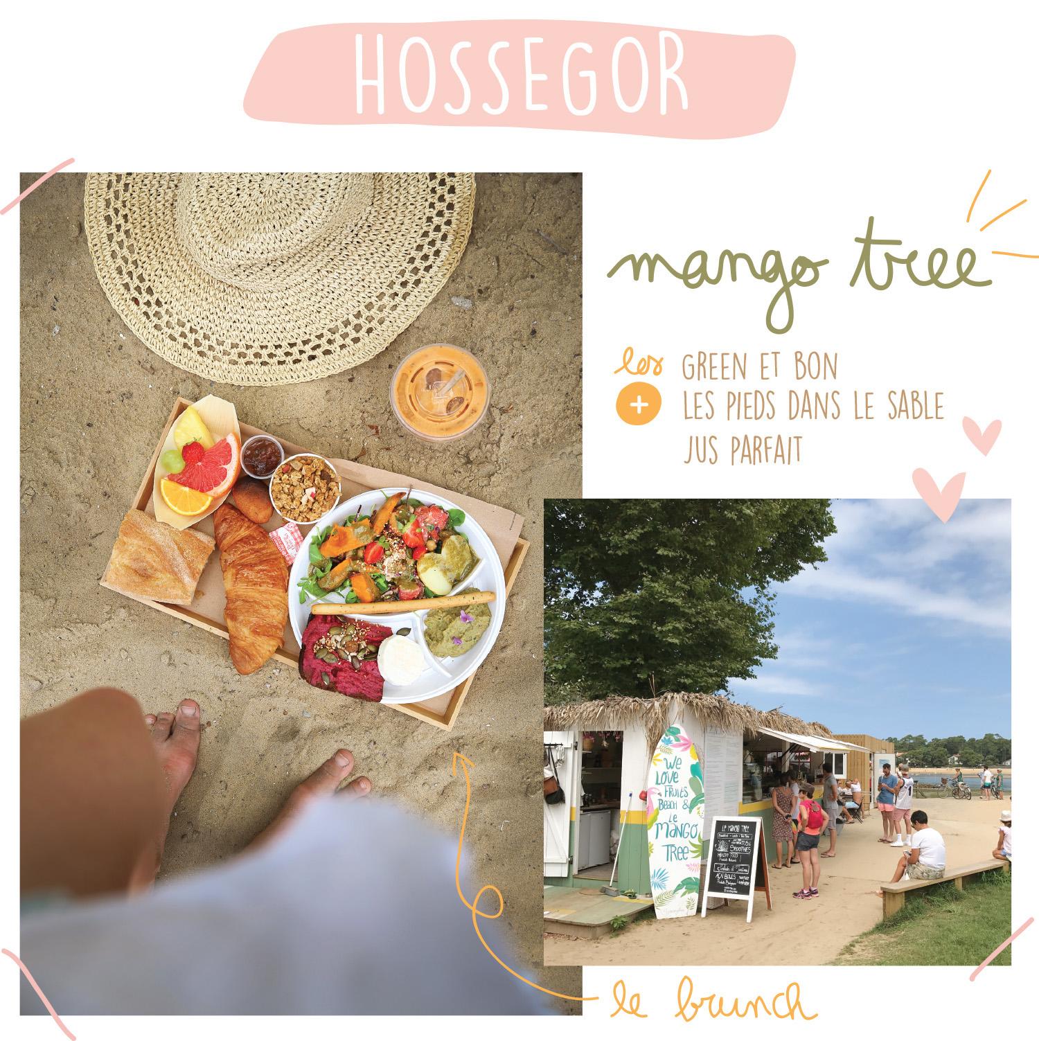 Bonne Adresse Hossegor - Mango Tree - Petits Béguins